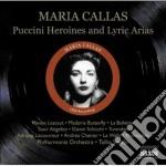 Puccini Giacomo - Puccini Heroines And Lyric Arias cd musicale di Giacomo Puccini
