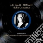 Concerto per violino bwv 1041, 1042, con cd musicale di Johann Sebastian Bach