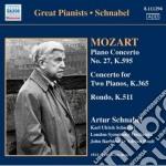 Concerto per pianoforte n.27 k 595, conc cd musicale di Wolfgang Amadeus Mozart