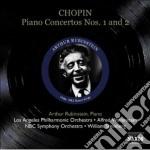 Chopin Fryderyk - Concerto Per Pianoforte N.1 Op.11, N.2 Op.21 cd musicale di Fryderyk Chopin