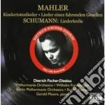 Lieder eines fahrenden gesellen cd musicale di Gustav Mahler