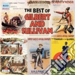 The best of gilbert & sullivan cd musicale di Gilbert & sullivan