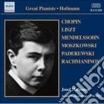Hofmann, acoustic recordings 1916-1923 cd musicale