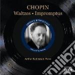 Valzer nn.1-14, improvvisi cd musicale di Fryderyk Chopin