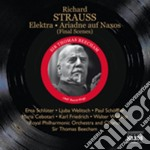 Elektra (scena finale), arianna a nasso cd musicale di Richard Strauss