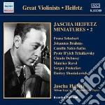Miniatures, vol.2 (1944-1948) cd musicale di Jascha Heifetz