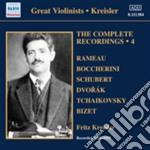 Integrale delle registrazioni, vol.4: 19 cd musicale di Fritz Kreisler