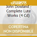 MUSICA PER LIUTO (INTEGRALE)              cd musicale di John Dowland