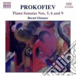 Sonate per pianoforte (integrale) vol.3 cd musicale di Sergei Prokofiev
