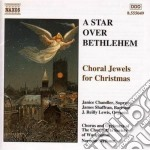 A star over bethlehem cd musicale