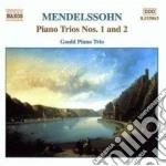 Mendelssohn Felix - Trii X Pf E Archi Opp.49 E 63 cd musicale di Felix Mendelssohn