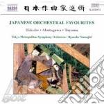 Musica giapponese orchestrale cd musicale di ARTISTI VARI