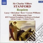 Requiem, the veiled prophet of khorassan cd musicale di Stanford charles vil