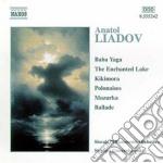 Baba , intermezzo, ballade, il lago inca cd musicale di Anatol Liadov