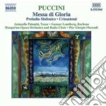 Puccini Giacomo - Messa Di Gloria, Preludio Sinfonico, Crisantemi cd musicale di Giacomo Puccini