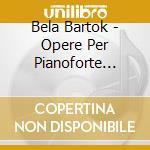 Piano music 3 cd musicale di BARTOK