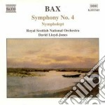 Sinfonia n.4, nympholept, overture to a cd musicale di Arnold Bax