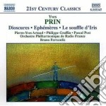 Dioscures (concetro grosso x fl, vl, cla cd musicale di Yves Prin