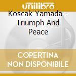 Symphony in f major cd musicale di YAMADA
