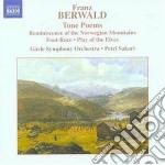 Poemi sinfonici cd musicale di Franz Berwald