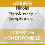 Symphonies nos.24 & 25 cd musicale di MYASKOVSKY