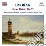 Quintetti per archi (integrale), volume cd musicale di Antonin Dvorak