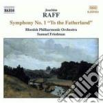 Raff Joseph Joachim - Sinfonia N.1 Op.96