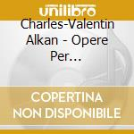 Piano music vol.1 cd musicale di ALKAN