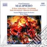 Il finto arlecchino cd musicale di MALIPIERO