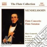 Music for flute cd musicale di Felix Mendelssohn