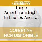 Tango argentino-a.v. cd musicale di ARTISTI VARI