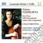 Vassilieva tatjana interpreta cd musicale