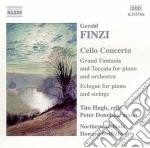 Concerto x vlc op.40, eclogue x pf e arc cd musicale di Gerald Finzi