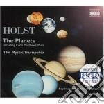 I pianeti, the mystic trumpeter (x sop e cd musicale di Gustav Holst