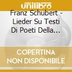 North german poets cd musicale di SCHUBERT
