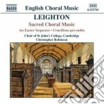 Musica sacra corale cd musicale di Kenneth Leighton