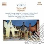 Falstaff (selezione) cd musicale di Giuseppe Verdi