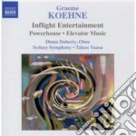 Inflight entertainment, powerhouse, ele cd musicale di Graeme Koehne