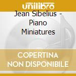 Piano music volume 5 cd musicale di SIBELIUS