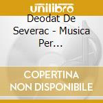 Cerdana en languedoc cd musicale di SEVERAC