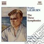 Sinfonie cd musicale di Douglas Lilburn