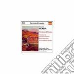 Opere per orchestra cd musicale di Joaquim Serra