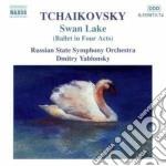 Il lago dei cigni (balletto in 4 atti) cd musicale di Ciaikovski pyotr il'