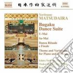 Bukagu dance suite cd musicale di Yoritsune Matsudaira