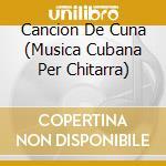 Guitar music from cuba-a.v. cd musicale di ARTISTI VARI