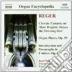 Organ works 4 cd musicale di REGER