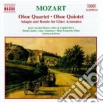 Quartetto per oboe k370 cd musicale di Wolfgang Amadeus Mozart