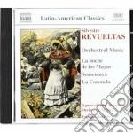 Musica per orchestra: sensemaya, la noch cd musicale di Silvestre Revueltas