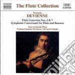 Concerto per flauto n.2, n.7, sinfonia c cd musicale di FranÇois Devienne