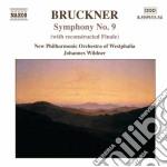 Sinfonia n.9 (con ricostruzione del fina cd musicale di Anton Bruckner